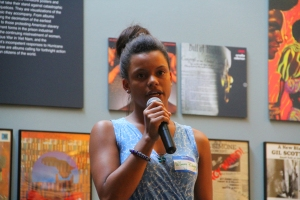 One of the key components of the event was hearing the stories of youth from Detroit, Chicago and the South Bronx.